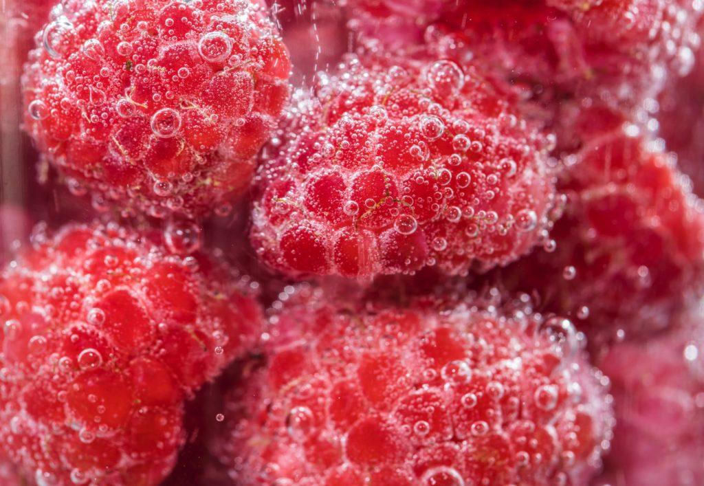 Fruit invriezen