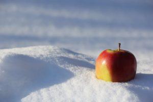 appels invriezen