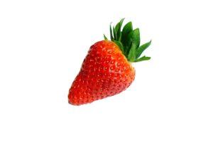 aardbeien invriezen
