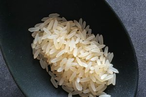 Rijst invriezen
