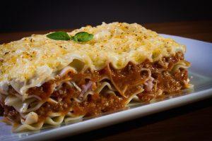 lasagne invriezen