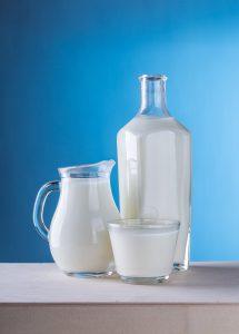 melk invriezen