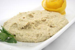 Hummus invriezen